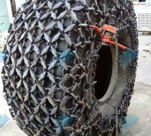 CAT 950H Wheel Loader tire protetcion chain 23.5-25