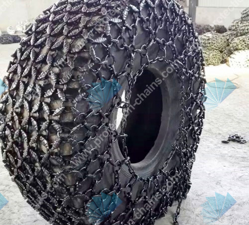 Snow chains type 10x10 for tire