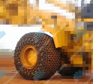 16/70-20 tractor tire chains/tire chains/tyre protection chain for sale (TPC)